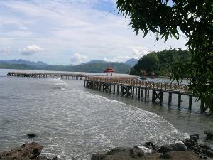 4 Foto Pantai Carocok Painan Padang Sumatera Barat 2017 & Peta Alamat + Harga Tiket Masuk