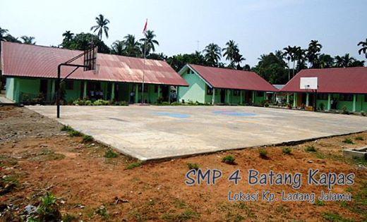 SMPN 4 Batng Kapas