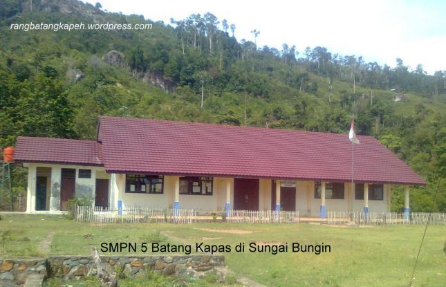 SMPN 5 Batang Kapas